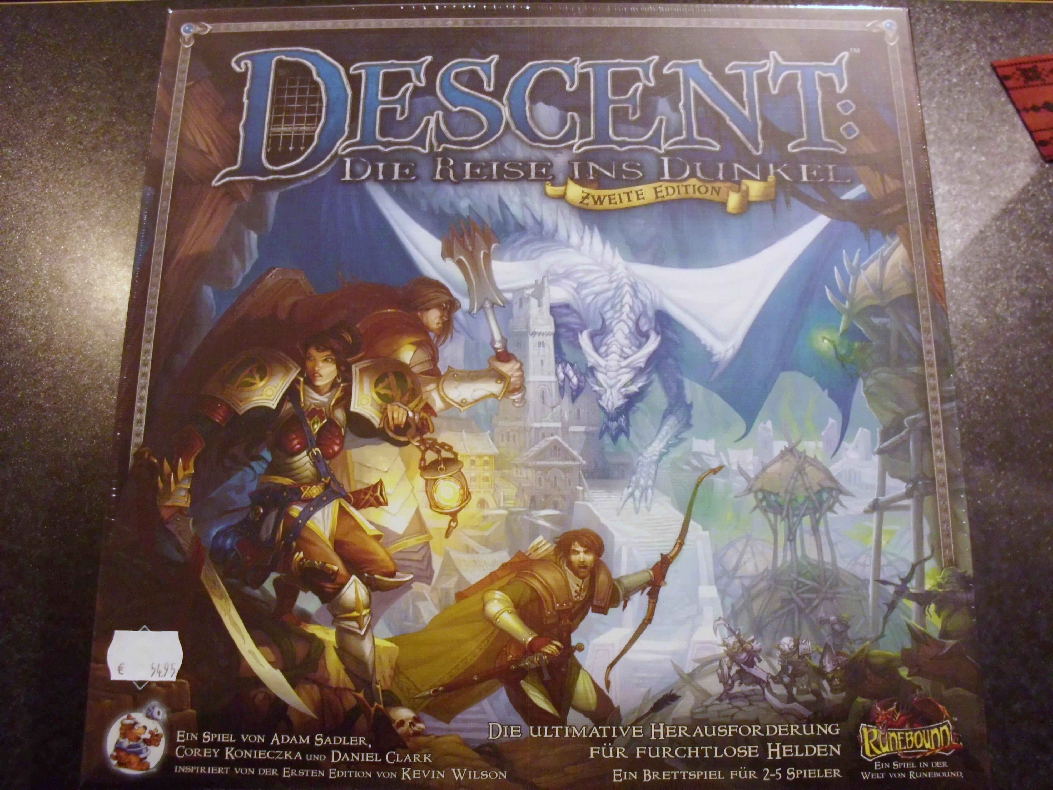 Descent Deutsch