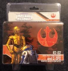 R2D2 und C3PO