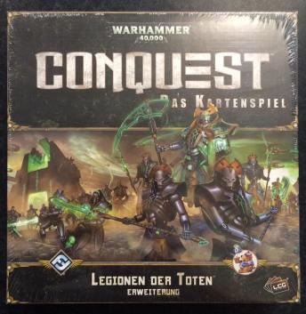 Conquest Necrons