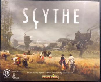 Scythe front
