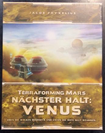 Nächster Halt Venus