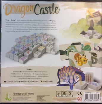 Dragon Castle back